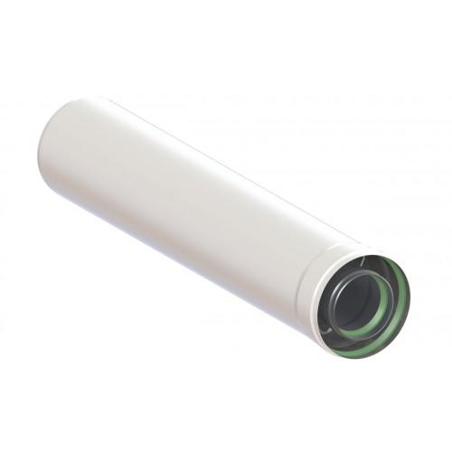 Удлинитель коаксиальный 60/100 мм L=500 мм