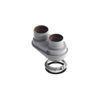 Комплект (адаптер) для раздельного дымоудаления Ariston (3318367)